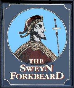 Sweyn Forkbeard lives on as a Pub